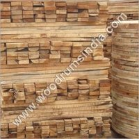 Wooden Outer Lagging