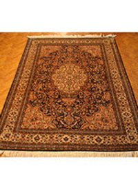 Wool Silk Fine Carpet