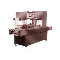 Automatic Cup And Glass Filling And Sealing Machine