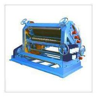 Oblique Type Corrugated Machine