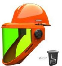 Weight Balancing Arc Flash Protection Face Shield Unit