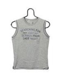 Mens Sleeveless T-Shirts