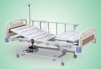 ABS Three-function Electric Medical Care Bed