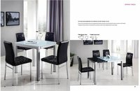 Dining Table 6216 and Dining Chair 4189B