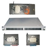Fiber Optic Patch Panels And Enclosures