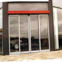 Auto Glass Door