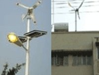Roof Top Wind Power Generator