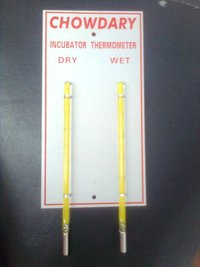 Wet And Dry Thermometers