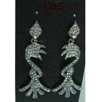 Diamond Studded Earring