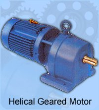 Helical Gear Motors