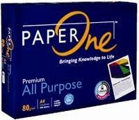 Paper One A4 80GSM All Purpose