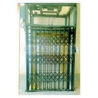 Hydraulic Goods Lift - External