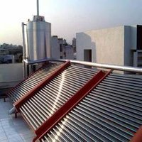 Commercial Solar Water Heater System