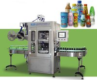 PET Bottle Shrink Labeling Machine