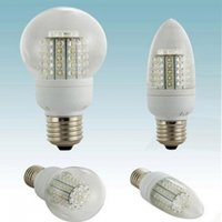 Led Candle Bulb And Corn Bulb With E27/E26/E14/B22