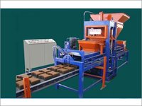 Paver Making Automatic Machine