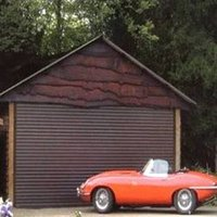 Remote Controlled Side Rolling Garage Doors