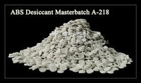 Abs Desiccant Masterbatch