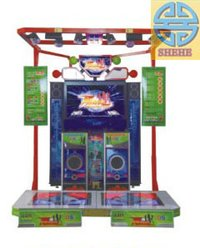 Arcade Video Game Machines