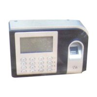 Finger Based Time Attendance System