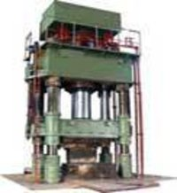 Hydraulic Forge Press