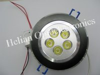 Black High Power LED Downlights