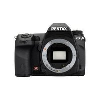 Pentax K-5 16.3 MP Digital SLR with 3-Inch LCD (Black Body Only)