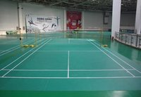 Badminton Court Floor Mat