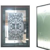 Surface Etching Glass