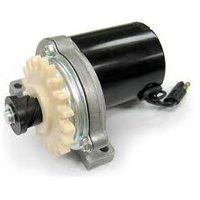 Electric Motor And Starter