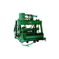Hydraulic Hollow Concrete Block Machines