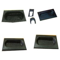 Sole Press And Machine Rubber Pads
