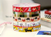 Stationery Colorful Tapes