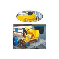Gasoline Concrete Mixer
