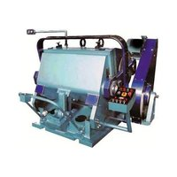 Heavy Duty Punching And Creasing Machine