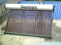 Pressurized Solar Water Heaters