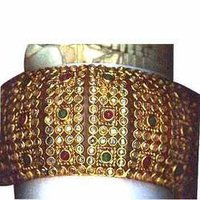 Antique Gold Bangle