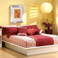 Walk-on Platform Bed