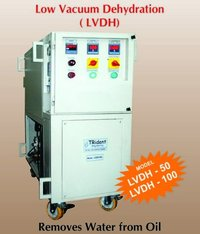 Low Vacuum Dehydration Units