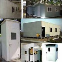 Fibreglass Security Cabin