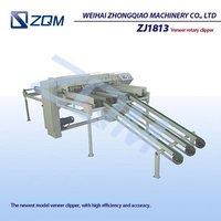 Plywood Veneer Shearing Machine