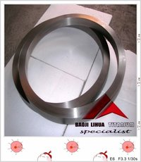 Titanium Rings With ASTM B 381