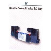 4V Double Solenoid Valve