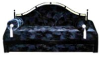 Modern Wrought Iron Sofa Cum Bed