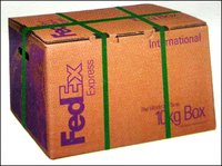 Cartons Packaging Straps