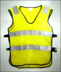 Reflective Tape Safety Jacket