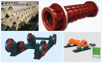 Concrete Pipe Making Machinery of Centrifugal (LWC)