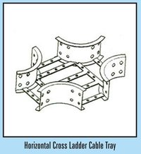 Horizontal Cross Cable Tray