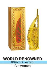 World Renowned Perfumes