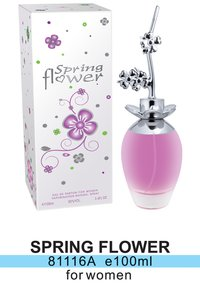 Spring Flower Perfumes